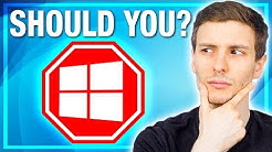 Delaying Windows Updates: GOOD Idea Actually? (Sometimes)