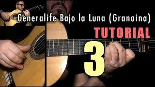 Arpeggio Exercise - 34 - Generalife Bajo la Luna (Granaina) by Paco de Lucia