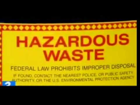 ☢ Update #2 ☢ Nevada Radioactive Waste Facility Fire Close t