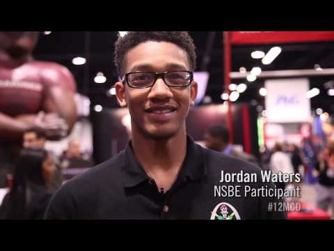 National Society of Black Engineers & The United States Marine Corps Partnership