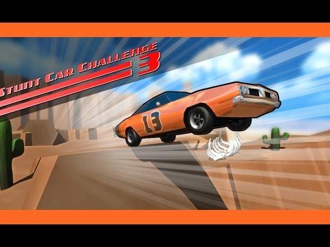Elegant Stunt Car Challenge 3   Android Gameplay HD