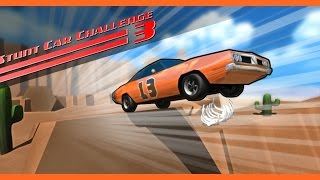 Stunt Car Challenge 3 - Android Gameplay HD