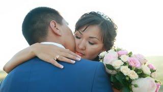 красивый клип свадьбы в Усть-Каменогорске