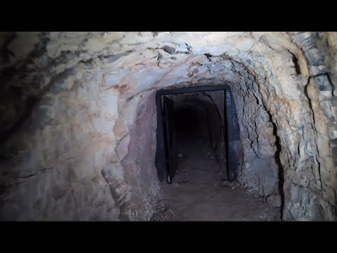 Inside An Amazing Abandoned Gold Mine - Part 3