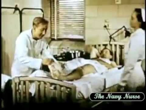 The Navy Nurse (1952)