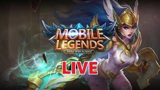 RANKED JANGAN KASIH KENDOR !! - Mobile Legends [Indonesia] - LIVE