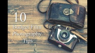 10 IMPORTANT TIPS for New Film Photographers