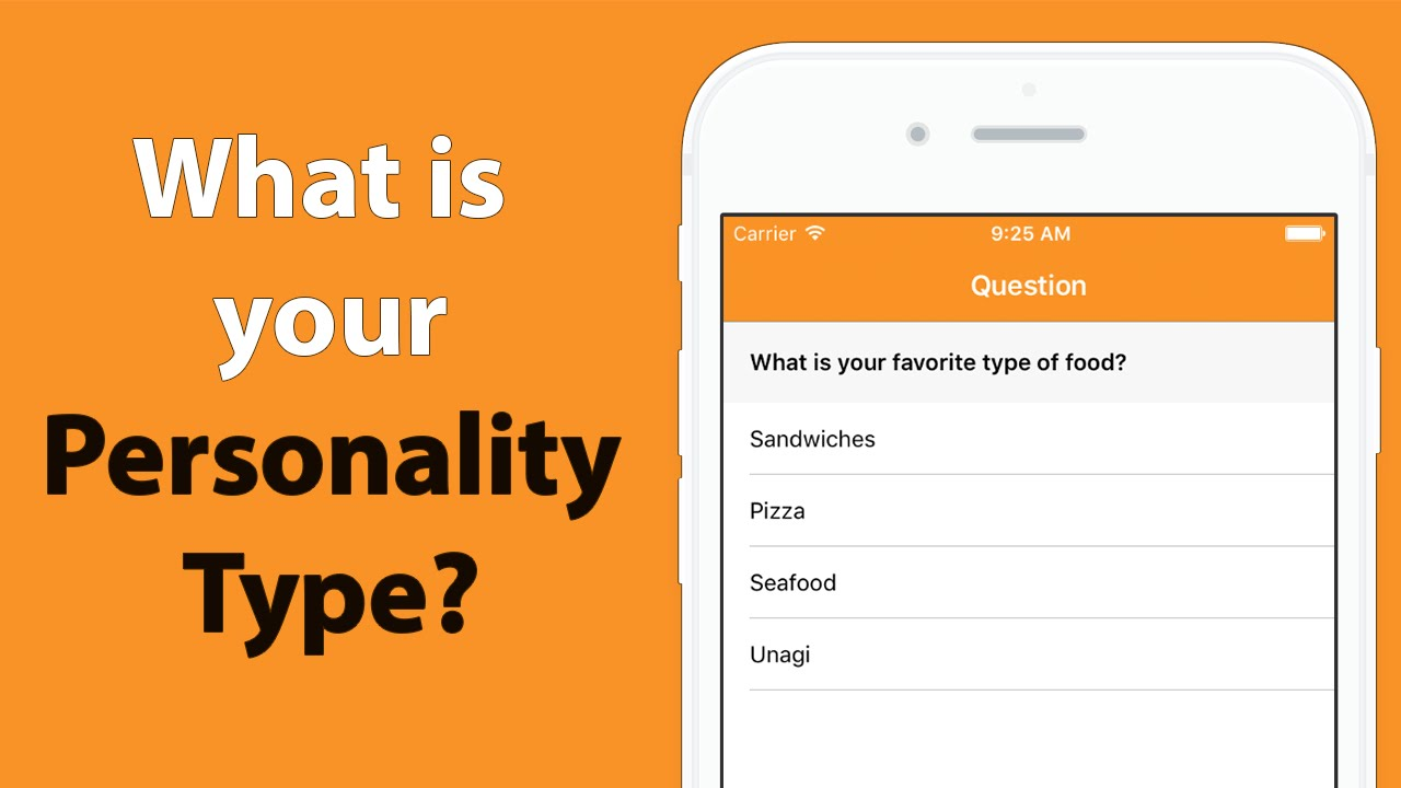 Swift: Create a Questionnaire App using UITableView Programmatically (Part  2)