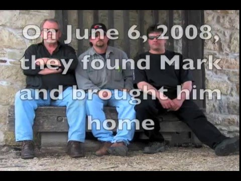 """Finding Mark Christiansen (Music by Dido song """"White Flag"""""""