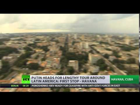 RUSSIA Rebuilding MILITARY BASES in CUBA /Supporting brick nations