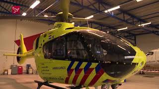 Nieuwe traumahelikopter gepresenteerd in Lelystad