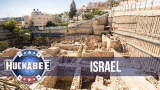 How The Real City Of David Proves Israel's Critics WRONG   Huckabee