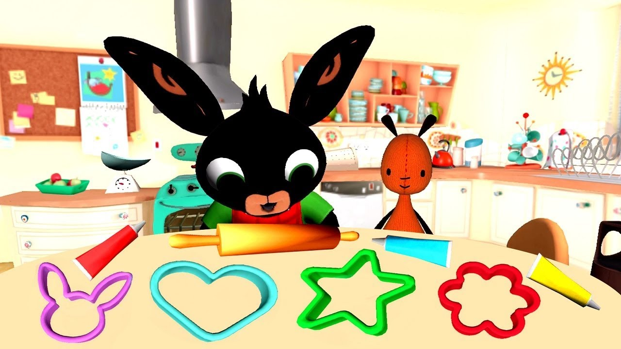 Bing Baking Play and Decorate Colorful Cakes - Fun ...