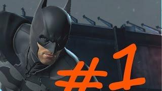 БЕТМЕН. НАЧАЛО. - Batman Arkham Origins Часть 1 - Kenn16