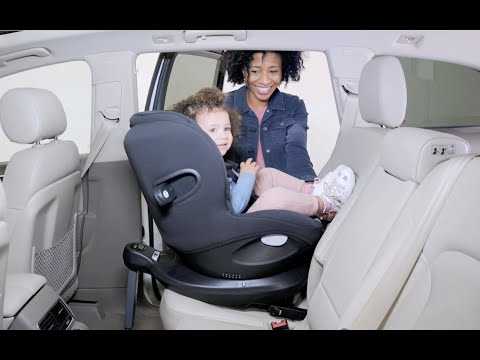 Joie I-Spin Safe™ Car Seat Installation | I-Size & Plus Tested Rear-Facing Car Seat