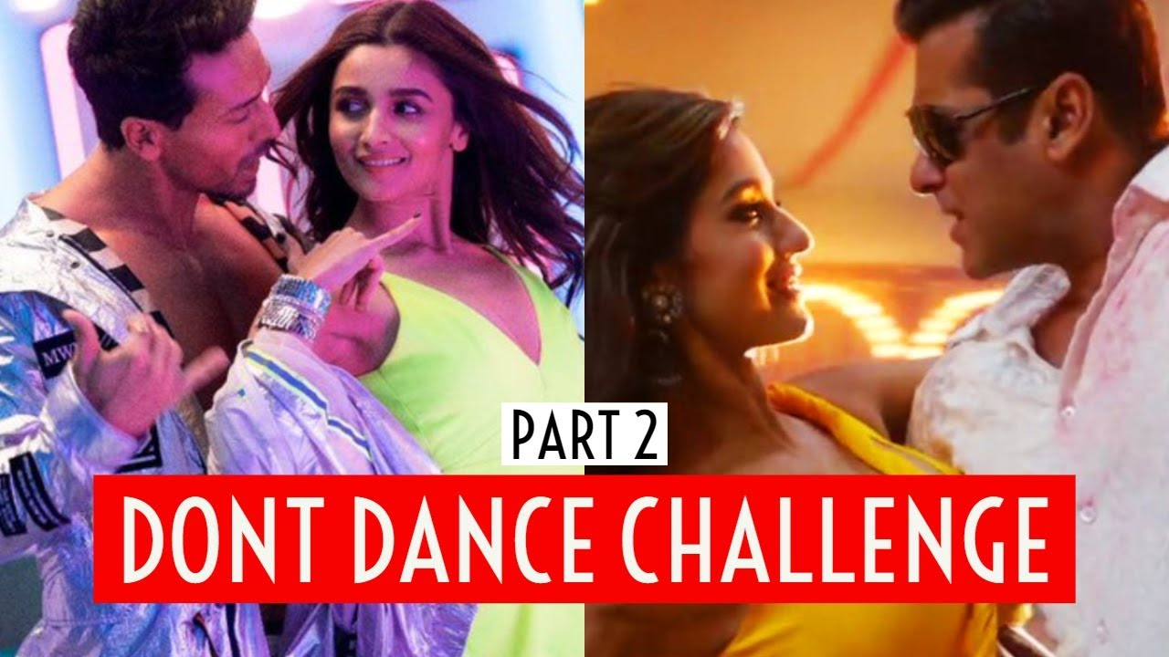 New Hindi Movei 2018 2019 Bolliwood: TRY NOT TO DANCE CHALLENGE #2