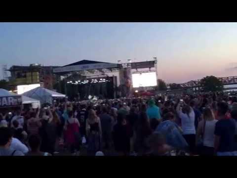 "Beale Street Music Festival 2015 - Hozier - ""Take Me to Church"""