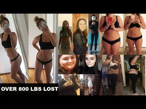 30 Amazing VEGAN Weight Loss Transformations