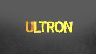ULTRON SHOWREEL BY MAYA 2015