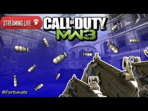 MW3- 5 MOABs In 2 Hours. I. HAD. TO.RESET.STATS.