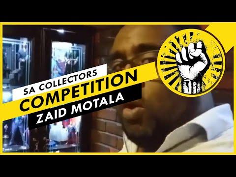 Collector #08 Zaid Motala