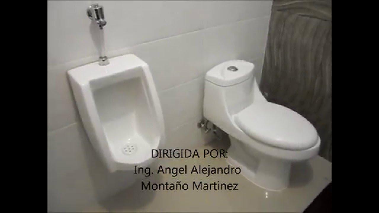 Instalaci n aparatos sanitarios inodoro installation for Aparatos sanitarios