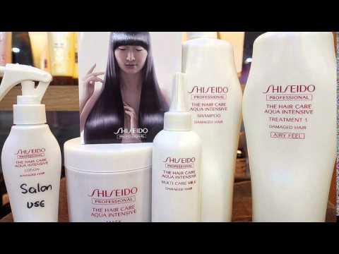 Shiseido Sleek Liner Treatment 500 G 1 For Soft Hair