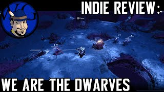 Indie Game Review: We are the Dwarves | Real Time Tactics | Great Indie Games on Steam