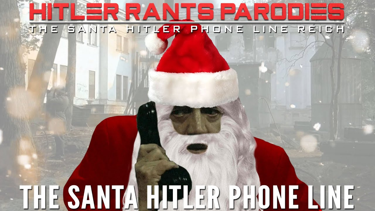 The Santa Hitler Phone Line