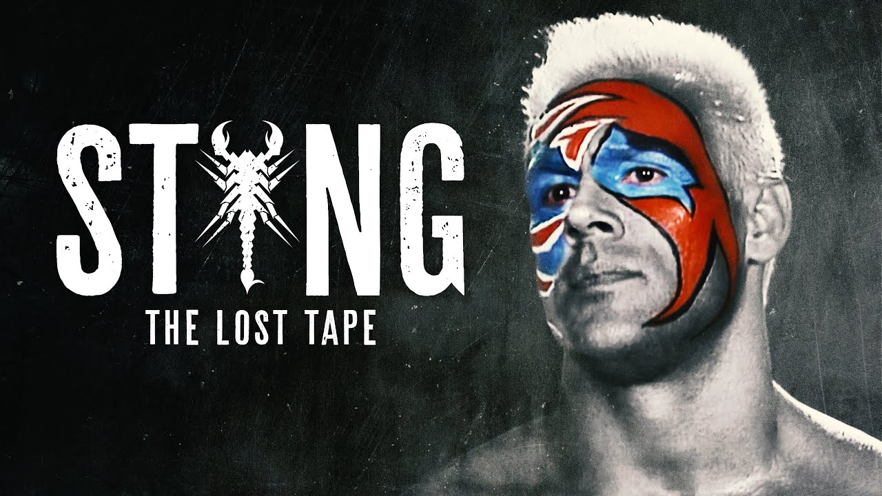 Sting: The Lost Tape premieres this Sunday on WWE Network - YouTube