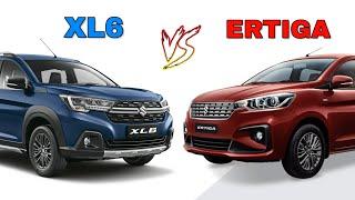 MAJOR Differences Between Maruti Suzuki XL6 & Ertiga ! ! !