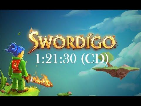 Swordigo any% coin doubler speedrun (melee) 1:21:30 [Android / Touchscreen]