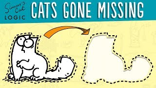 Tips to find your missing cat! - Simon's Cat | LOGIC #17