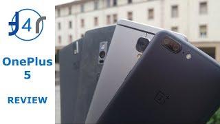 Mi experiencia al pasar del OnePlus 3 al OnePlus 5 | Review ESPAÑOL