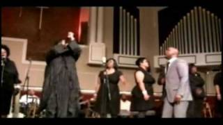 "James Ross @ LeCresia Campbell (Gospel Singer) ""Safety In Your Arms"" - Live In St. Louis!!!"