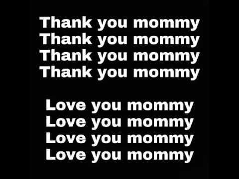 Thank you mommy - Gen Halilintar ( Lirik )