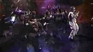 Aaliyah-One in a million Live On Jay Leno 97