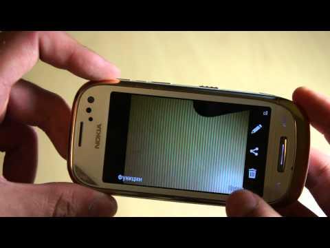 Видео Nokia Oro