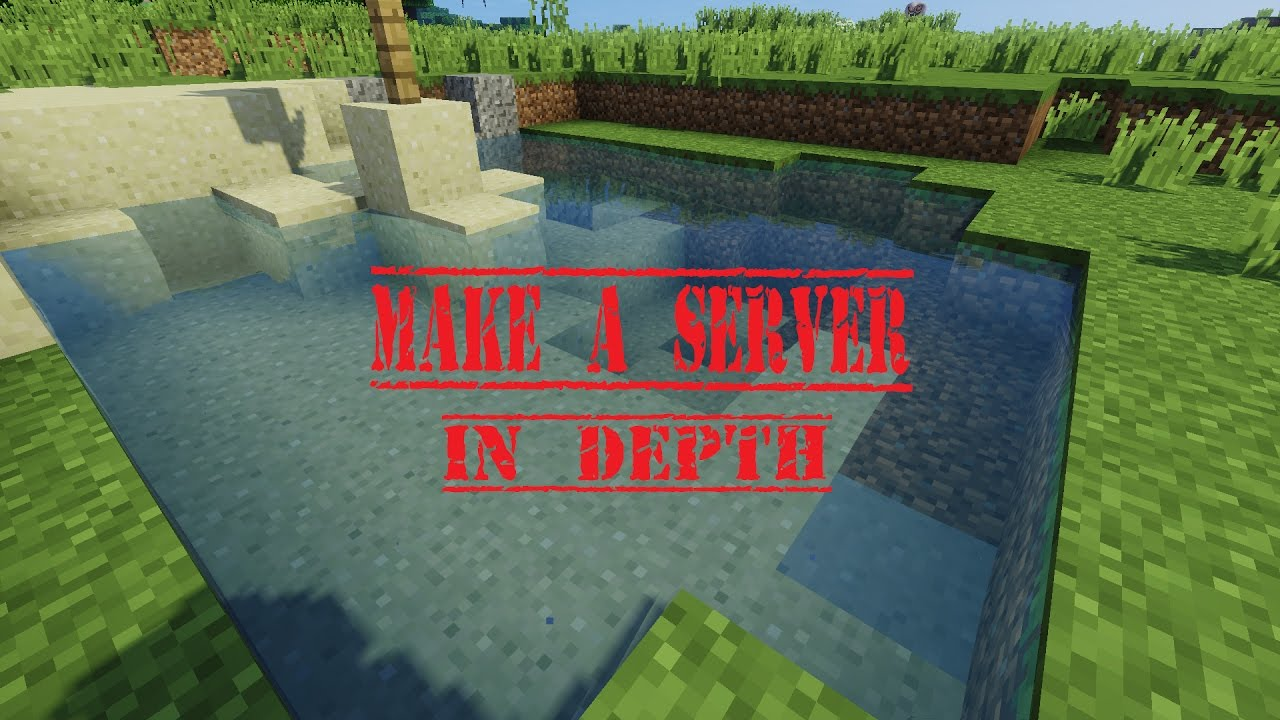How To Make A Pixelmon Server 5 0 3 In Depth Youtube