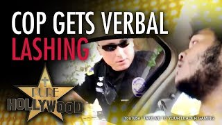 How NOT to talk to a cop in a routine traffic stop | Ben Davies