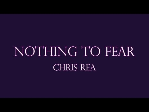 Chris Rea - Nothing To Fear (Live)