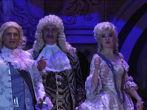 """Звуковий вимір. Оперета """"Труфальдіно із Бергамо"""""""
