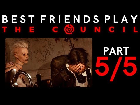 Best Friends Play The Council (Part 5/5)