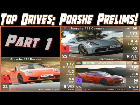 Dominating Porsches! | Top Drives Part 1