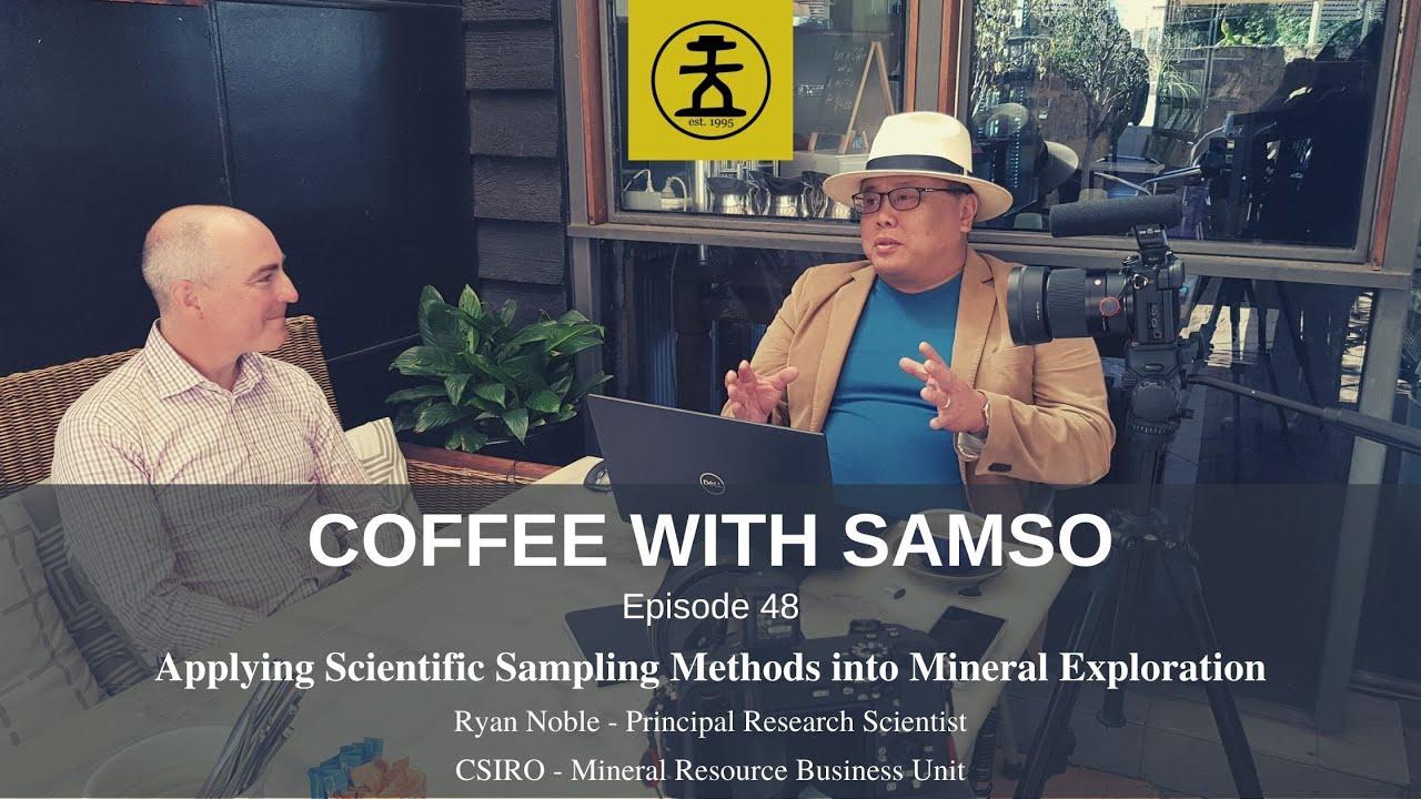 Applying Scientific Sampling Methods into Mineral Exploration - CSIRO