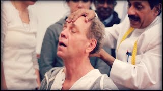 INCREDIBLE: Indian Healer Demonstrates Ancient Techniques | Dr. Pankaj Naram | Frozen Shoulder