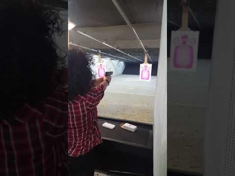 GlenNeta at the Gun Range