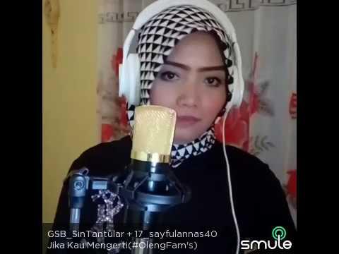 Sinta Tantular Feat. Saeful (JIKA KAU MENGERTI - POWERSLAVES)-
