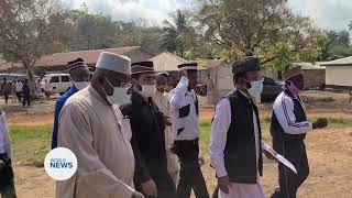 New Mosque opened in Sierra Leone