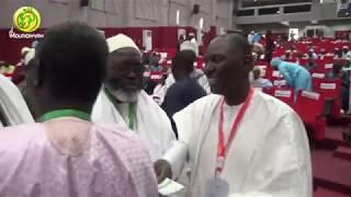 Gamou Tivaouane 2018: Conférence: Religion, Paix et Prospérité en Afrique: Making off !!!